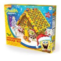 Spongebob-Gingerbread-House-Kit