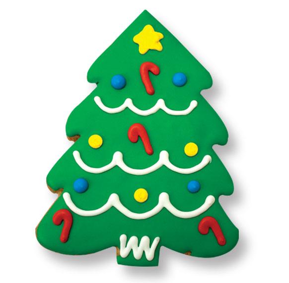 Christmas Tree Kookie Cookie 12622 – Cookies United